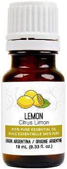 Lemon essential oil from Argentina