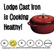 Lodge Cast Iron Cooking