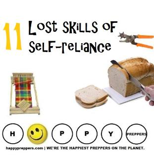 Lost Skills of self-reliance