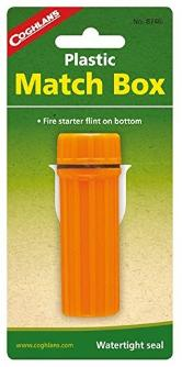 Coghlan's water tight match box tube