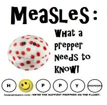 The Measles ~ prepper overview