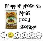 Best prepper protein source: meat