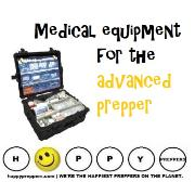 Medical equipment for the advanced prepper