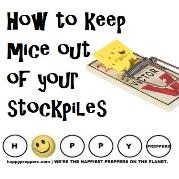 How to keep mice out of your stockpiles