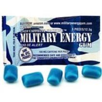 Military energy gum ~ artic mint