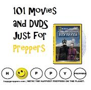 101 movies and DVDS just for preppers