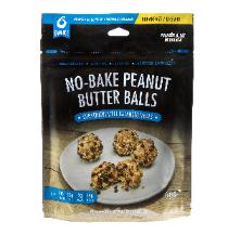 No-bake peanut butter balls