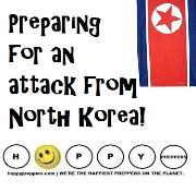 Preparing for an attack from North Korea  (if north korea attacks us)
