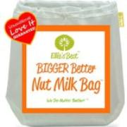 Nut and grain milk bag