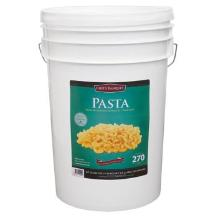 bucket of emeregency food - pasta
