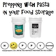Prepping with pasta in your food storage