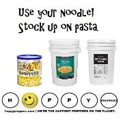 Use your noodle: stock up on pasta