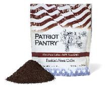 Patriot pantry coffee