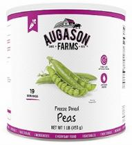 Augason Farms Freeze Dried Peas