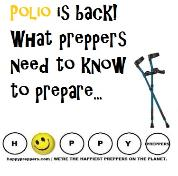 Polio is back