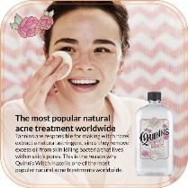 Quinn's witch hazel for acne