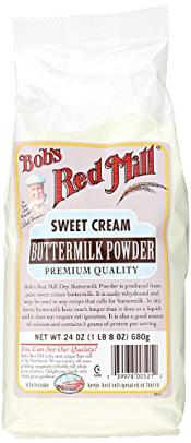 Bob's RedMill Buttermilk Powder