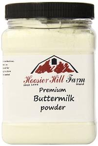 Premium buttermilk powder from Hoosier Hill Farm