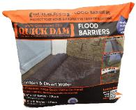 Quick dam helps you prepare for flooding
