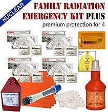 Family Radiaton Emergency Kit