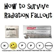 How to survive Radiation fallout