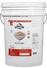 Augson Farms Rolled Oats Bucket