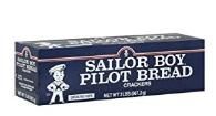 Sailor boy pilot bread