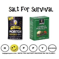 Salt for survival