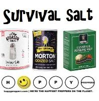 How to store salt long term