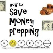 How to save money prepping
