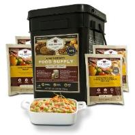 Wise foods seasoned meat bucket