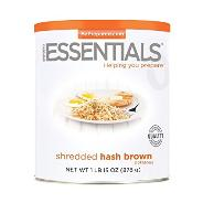 Shredded hashbrowns