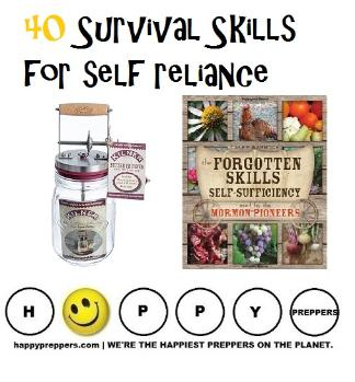 Survival Skills for self reliance