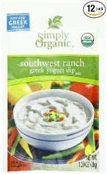 Southwest Ranch Organic seasoning