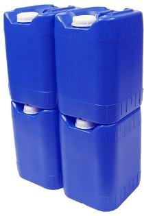 Stackable water storage