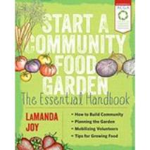 How to start a community food garden