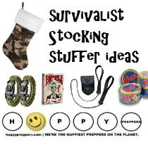 101 Stocking Stuffers for preppers