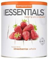 Emergency Esssentials ~ strawberries