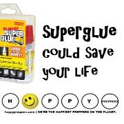How Superglue Could Save your Life