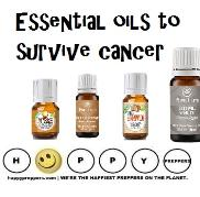 Survive Cancer with Essential oils