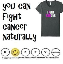 Yes you can fight cancer naturally
