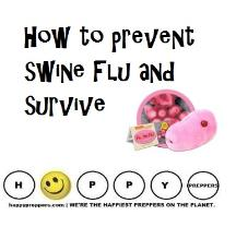 How to Prevent Swine Flu and Survive