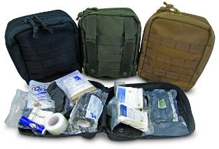 Tactical traum kit