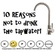 Ten reasons not to drink tapwater