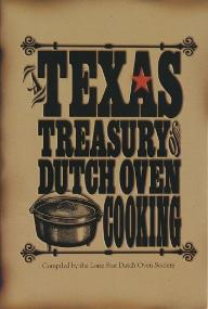 Texas cooking with a dutch oven