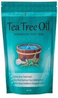Tea Tree Oil Therapeutic Foot Soak by Purely Northwest