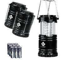 Etekcity lantern set of three