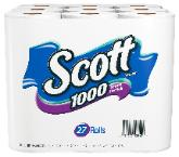 27 Rolls of Scott Toilet Paper Deal on Amazon!
