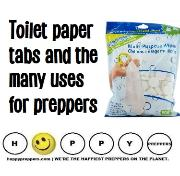 Toilet paper tabs and the many uses for preppers