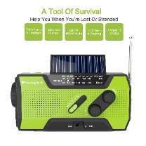 Tool of Survival: NOAA weather radio